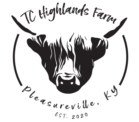 TC Highlands Farm Logo
